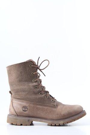 Timberland Aanrijg laarzen bruin casual uitstraling