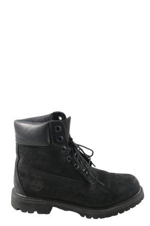 Timberland Aanrijg laarzen zwart casual uitstraling