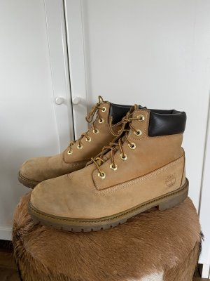 Timberland Lace-up Boots camel-light brown