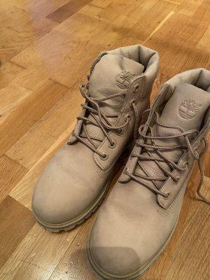 Timberland Aanrijg laarzen beige
