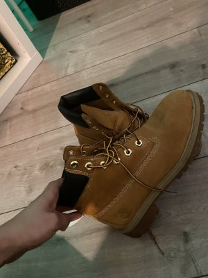Timberland Buskins light brown