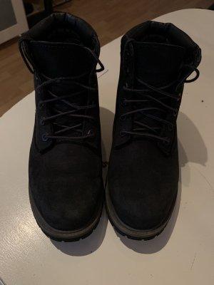 Timberland Botas bajas negro
