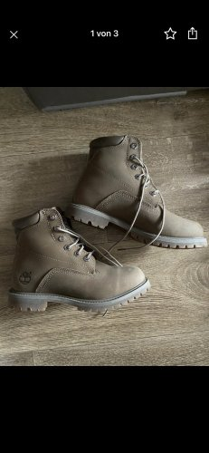 Timberland Snow Boots grey brown