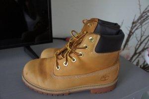 TIMBERLAND Schuhe Größe 38 braun Damen