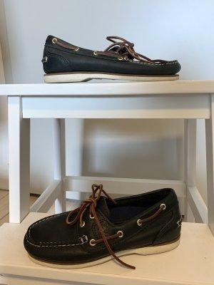 Timberland Sailing Shoes dark blue