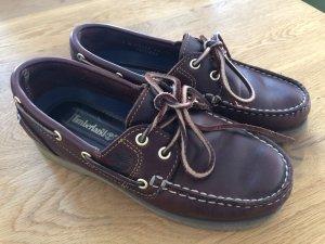 Timberland Sailing Shoes brown