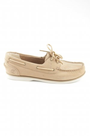Timberland Segelschuhe creme Casual-Look