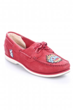 Timberland Zapatos de marinero multicolor look Street-Style
