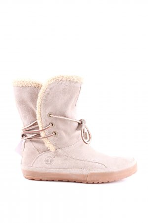 Timberland Snowboots pink Casual-Look