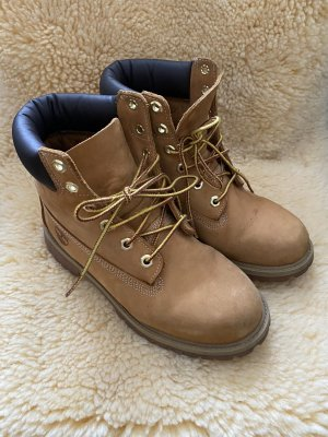 Timberland Winter Boots sand brown