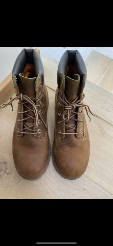 Timberland Lace-up Boots brown
