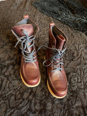 Timberland Lace-up Boots bordeaux