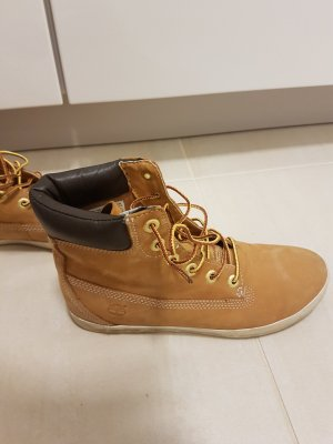 Timberland Low boot brun sable cuir