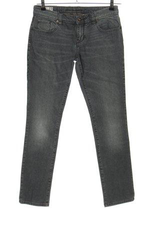 Timberland Jeans coupe-droite gris clair style décontracté