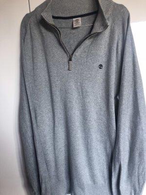 Timberland Sweatshirt gris clair-gris