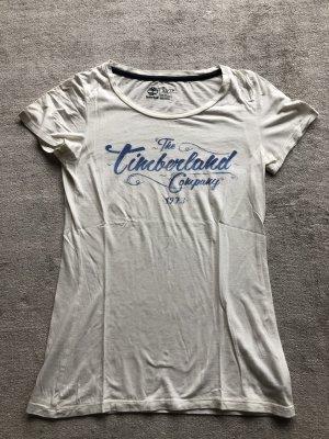 Timberland T-shirt beige clair