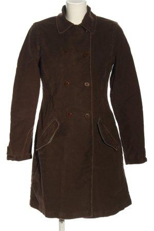 Timberland Cappotto mezza stagione marrone stile casual