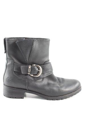 Timberland Western-Stiefeletten schwarz Casual-Look