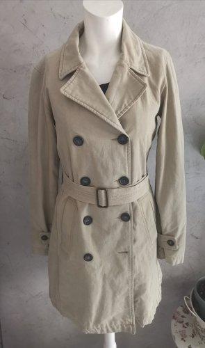 Timberland Trenchcoat beige clair coton