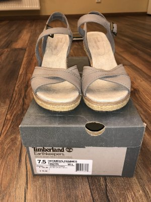 Timberland Strapped Sandals camel