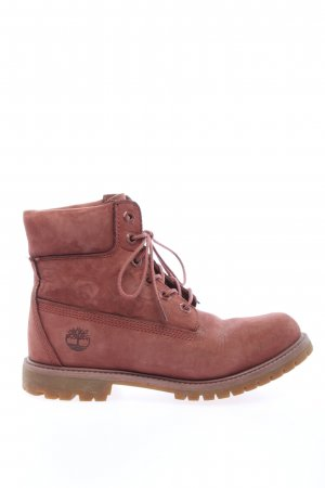 Timberland Winterstiefel rot Casual-Look