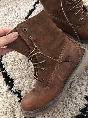 Timberland Botas de nieve marrón