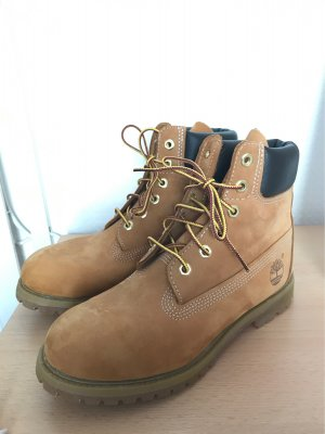 Timberland Winter Boots nude-beige