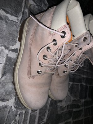 Timberland Snow Boots rose-gold-coloured