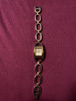 time force Montre avec bracelet métallique doré-argenté
