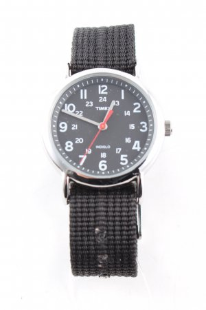 Timex Reloj automático negro estilo «business»