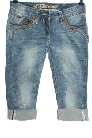 Timezone Shorts blau Casual-Look