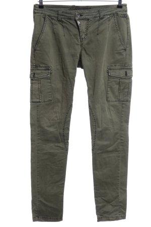 Timezone Pantalone cargo cachi stile casual