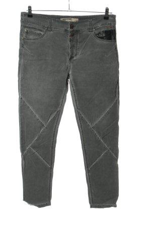 Timezone High Waist Jeans hellgrau Casual-Look