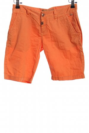 Timezone Hot Pants hellorange Casual-Look