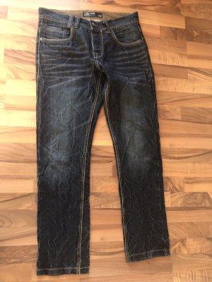 Timezone Jeans svasati blu scuro