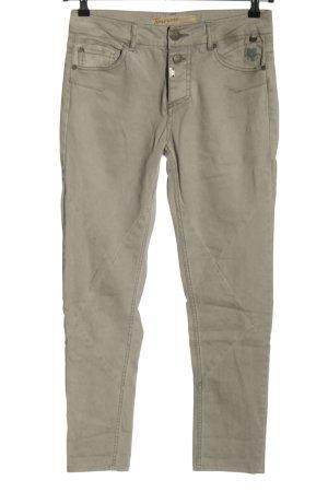 Timezone Skinny Jeans hellgrau Casual-Look