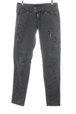 Timezone Skinny Jeans grüngrau Casual-Look