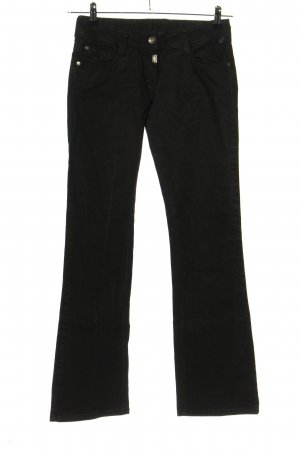 Timezone Straight-Leg Jeans schwarz Casual-Look