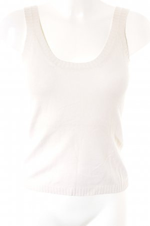 TINI Polo Top creme Casual-Look