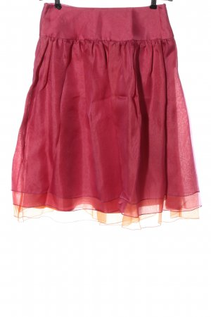 Tintoretto Hoepelrok rood-licht Oranje elegant