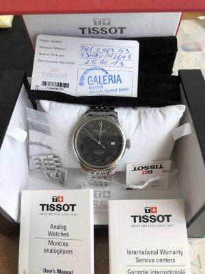 Tissot Zegarek automatyczny czarny-srebrny
