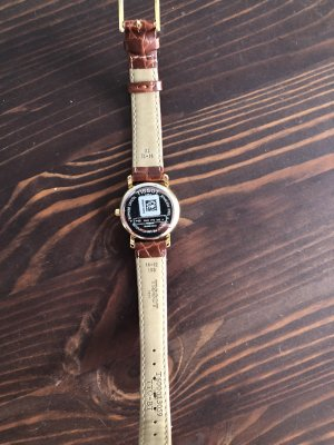 Tissot Analog Watch gold-colored