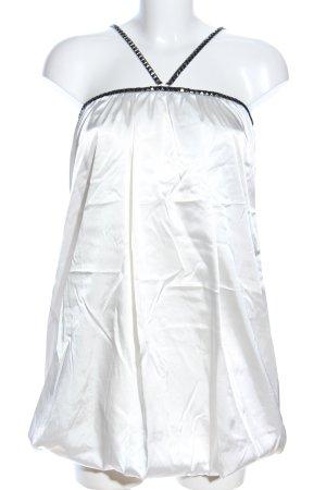 Tita Minikleid weiß Elegant
