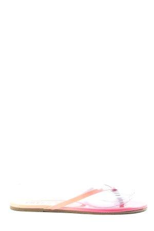 Tkees Flip-Flop Sandals pink casual look