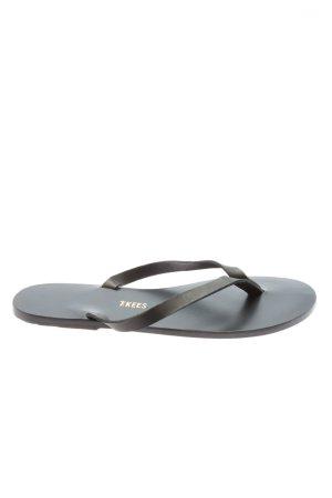 Tkees Flip Flop Sandalen schwarz Casual-Look