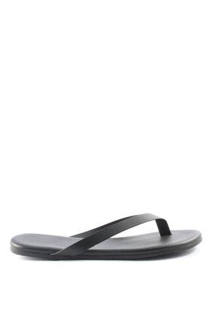 Tkees Flip-Flop Sandals black casual look