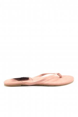 Tkees Sandalo infradito rosa stile casual