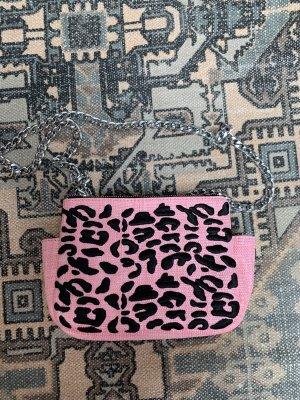 TKMaxx Tasche rosa/Schwarz Doppelfach