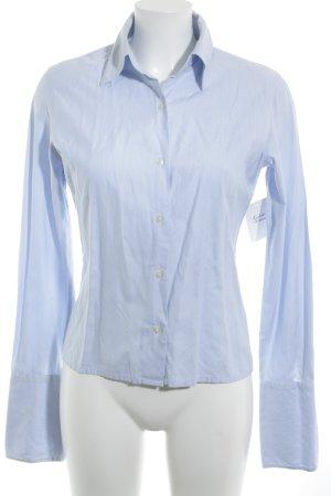 TM Lewin Hemd-Bluse himmelblau Business-Look