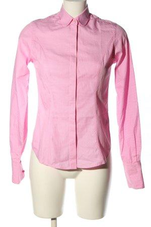 TM Lewin Langarmhemd pink Casual-Look